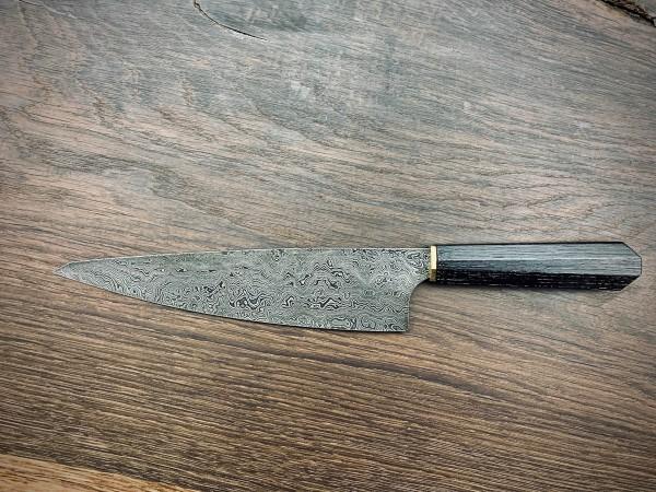 YVO2-D Chefmesser - Damast